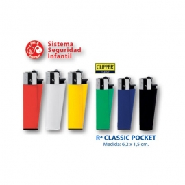 Mechero Classic Pocket