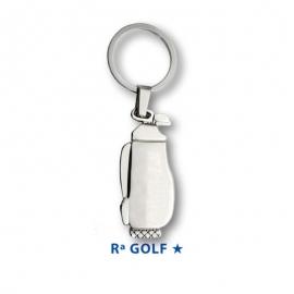 Llavero Metálico Golf