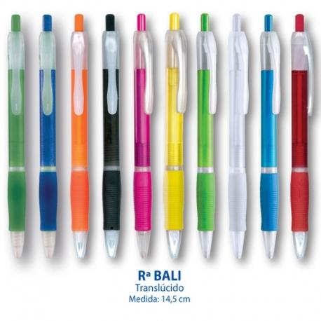 Bolígrafo Combinado Empuñadura de Goma Bali