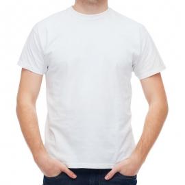 Camiseta Hombre Cuello Redondo